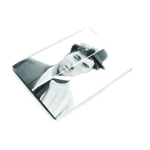 Charlie Chaplin Cinematic Icon Notepad