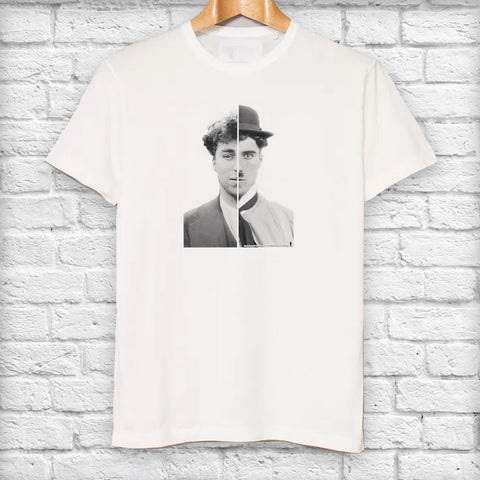 Charlie Chaplin Cinematic Icon T-Shirt (Lifestyle)