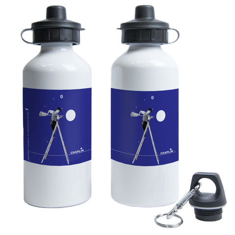 Charlie Chaplin Luna Water Bottle
