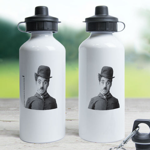 Charlie Chaplin Storyteller Water Bottle (Lifestyle)