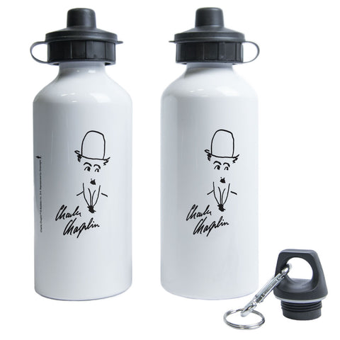 Charlie Chaplin Signature Water Bottle