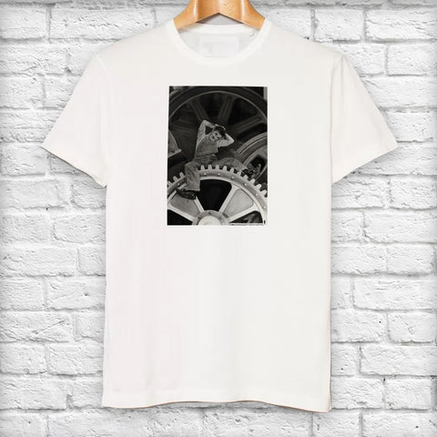 Charlie Chaplin Cogs T-Shirt (Lifestyle)