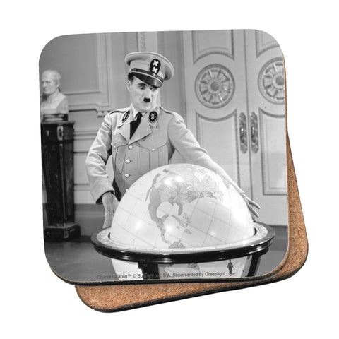 Charlie Chaplin The Great Dictator 2 Coaster
