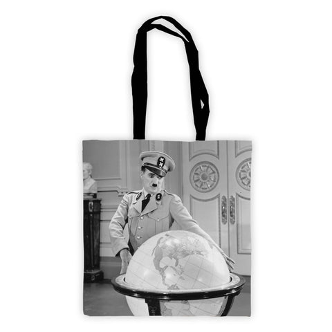 Charlie Chaplin The Great Dictator 2 Premium Tote