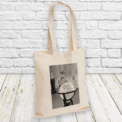 Charlie Chaplin The Great Dictator 2 Tote Bag (Lifestyle)