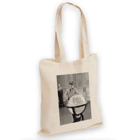 Charlie Chaplin The Great Dictator 2 Tote Bag