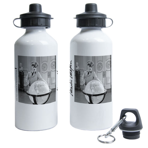Charlie Chaplin The Great Dictator 2 Water Bottle