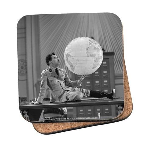Charlie Chaplin The World Coaster