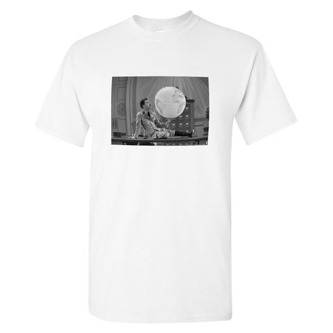 Charlie Chaplin The World T-Shirt