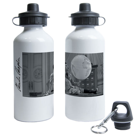 Charlie Chaplin The World Water Bottle