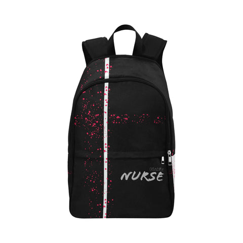 Pink Nurse Backpack