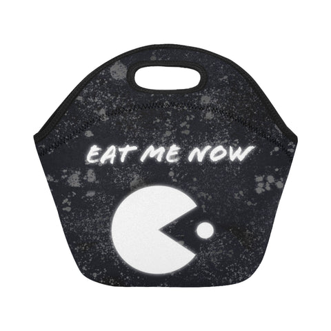 Eat Now Neoprene Lunch Bag
