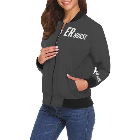 Space Grey ER Nurse Jacket