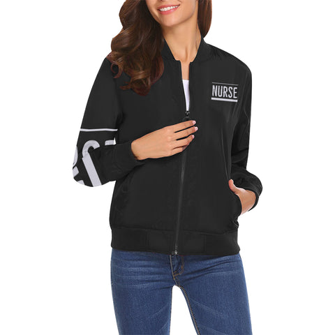 Eloquent Nurse Female Jacket