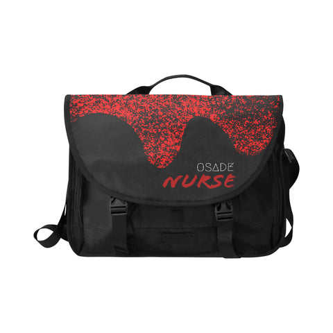 Bloody Nurse Laptop Bag