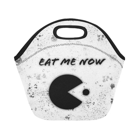 Eat Me Now Neoprene Lunch Bag