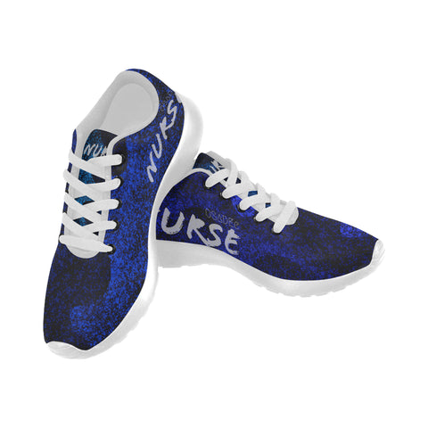 Blue Wave Women's Sneakers