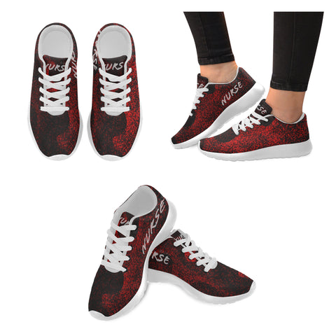 Red Wave Women's Sneakers