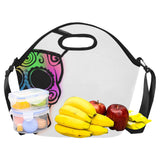 Sugar Skull Nurse Lunch Bag