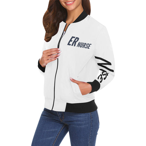 ER Nurse Women's Jacket