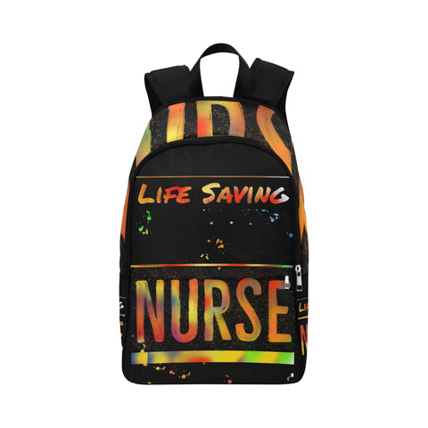 Life Saving Backpack