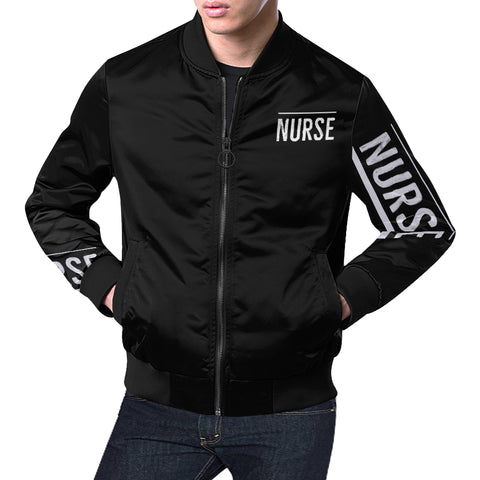 Cozy Male Nurse Jacket Lrg Size
