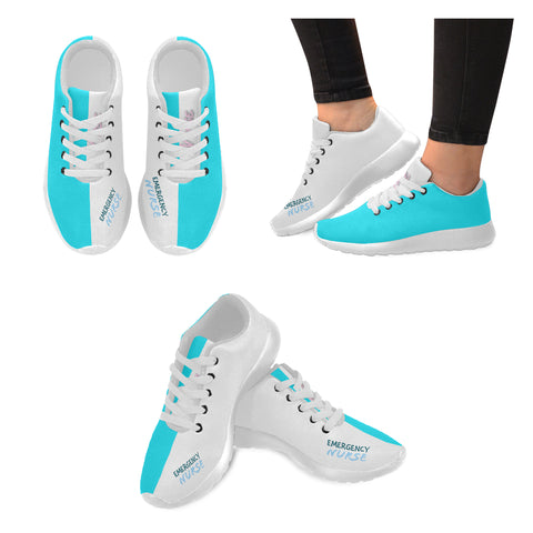 Turquoise ER Women's Sneakers