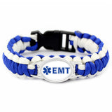 I am an Registered Nurse RN or EMT Paracord Survival Bracelets