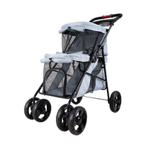 Double Decker Pet Bus Dog Stroller - Pet Star