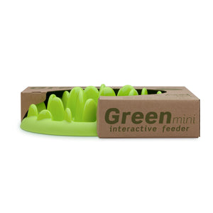 Northmate Green Slow Feeder Dog Bowl Mini - Pet Star