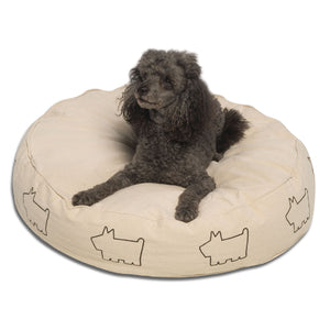 Good Dog Signature Round Bed - Pet Star