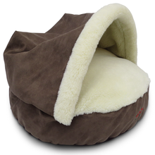 Dog Cave Bed - Pet Star