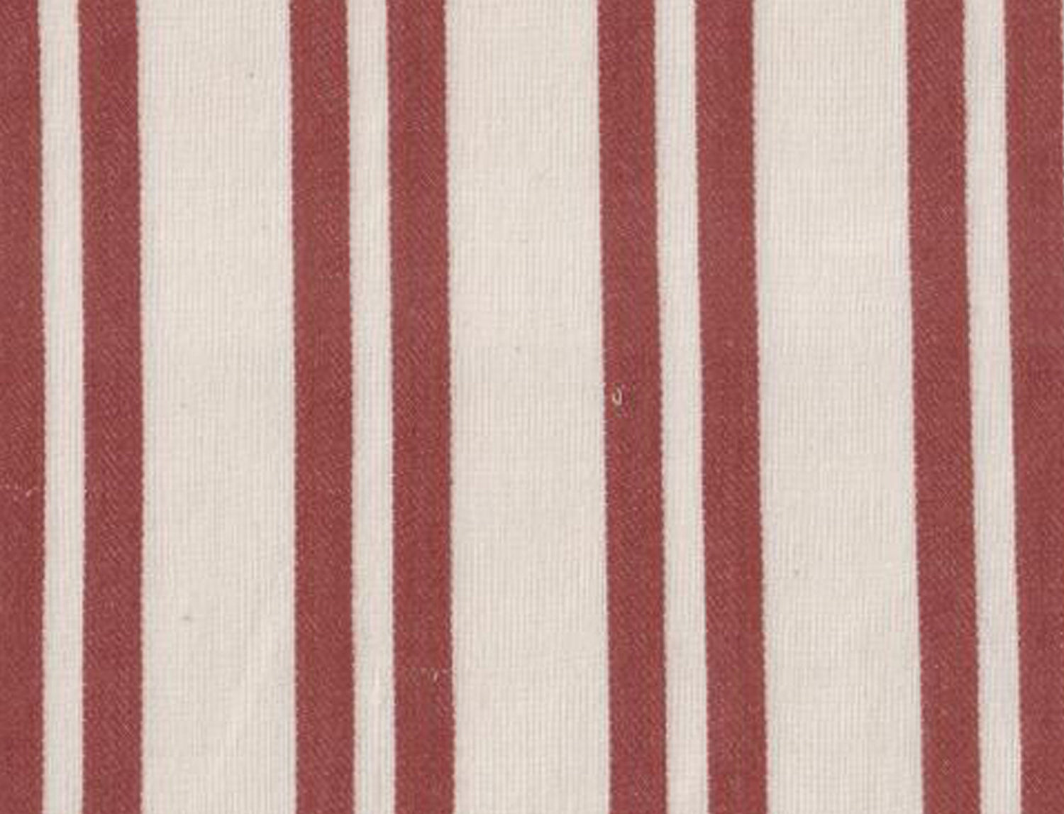YARN DYED STRIPE( RED )