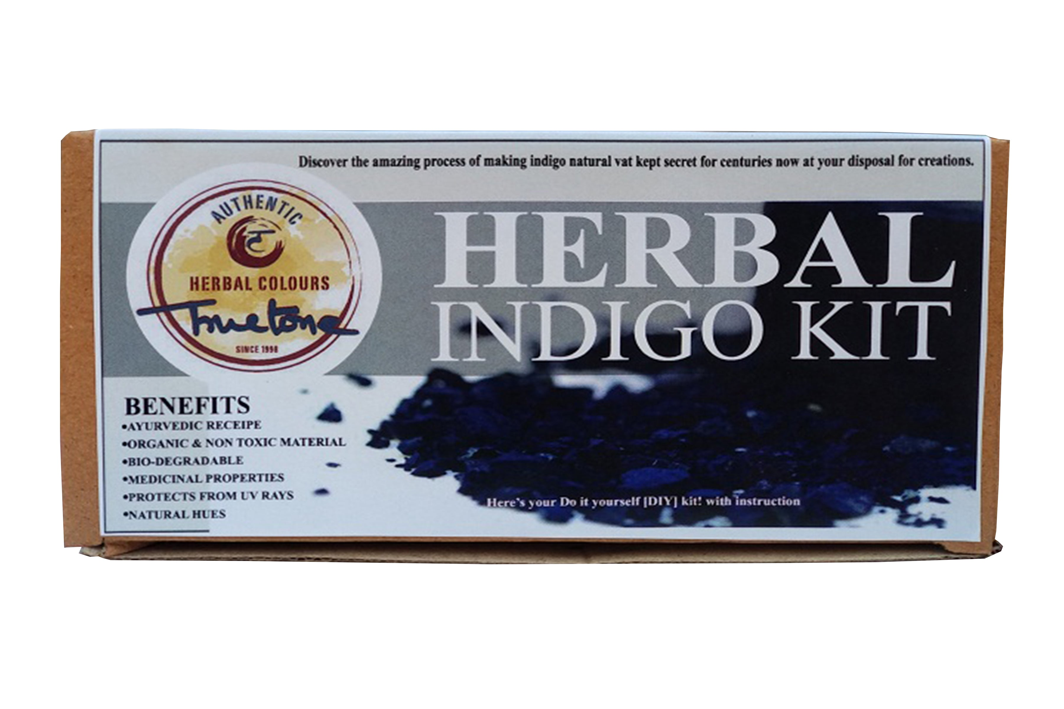 Active Indigo Kit