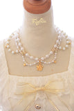 Princess Rose Necklace O034