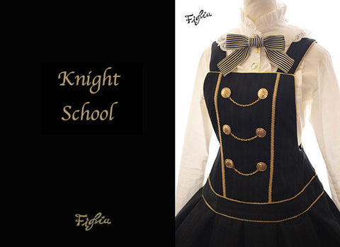Knight School Jumper Skirt