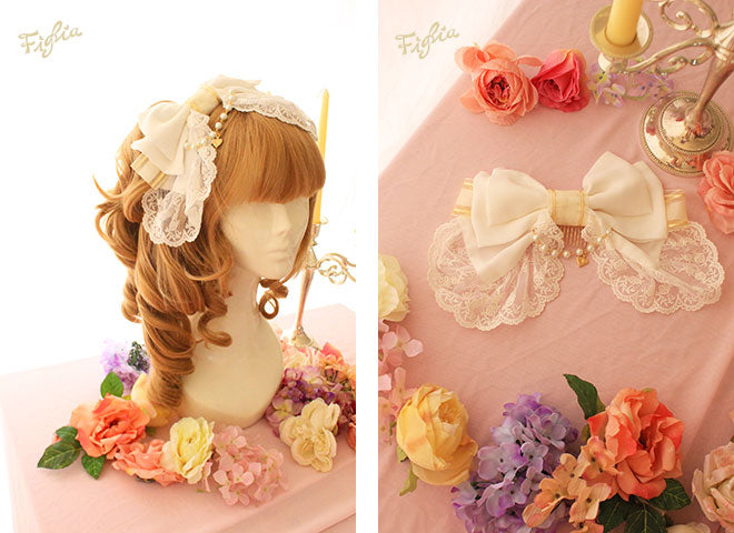 H0105 Rose Princess Headdress