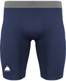 Boxer long Sport Sporty Navy / XS pour le Trail et le Running par Tunetoo