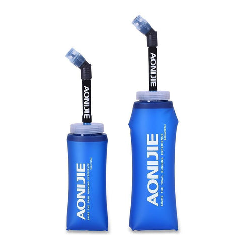 Soft Flask 350ml 600ml avec grande ouverture 350ml Strendly Trail & Running