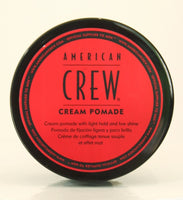 American Crew Cream Pomade Light Hold and Low Shine 85g