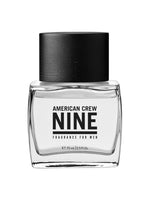 Fragrance for Men. Developed and tested to be liked by 9 out of 10 women. American Crew's Nine Fragrance is designed for a man full of passion and energy, a man who exudes a quiet sensuality and is completely irresistible. Consists of a slight apple aroma for balance, coriander, and cloves for spice and musk and amber for woody scent.