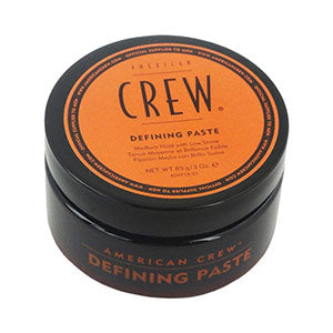 Defining Paste A rich emollient with moisturizing properties, provides a pliable hold, gives hair a thicker and fuller appearance.
