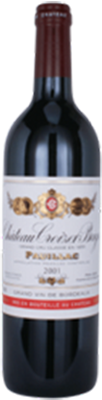 Ch. Croizet Bages 2010,  5 Cru, Pauillac<br>Ved 1 stk - 399,00 / stk