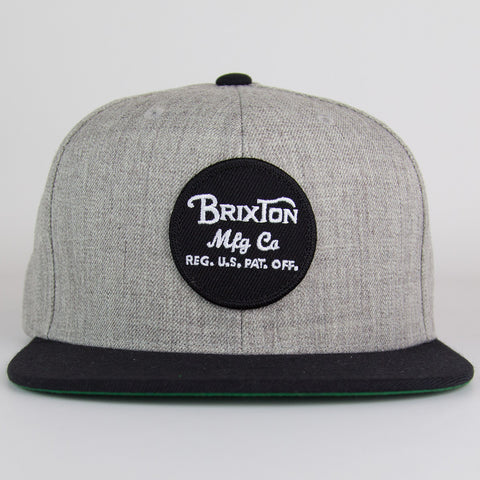 79b1a14bccb41 Sold Out · Brixton Wheeler Snapback