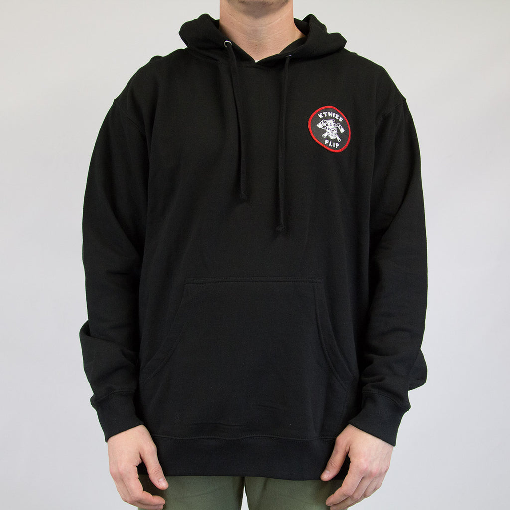Etnies Beware Flip Hooded Sweat