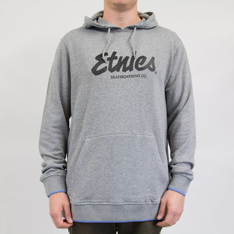 Etnies Speed Hooded Sweat Grey Heather