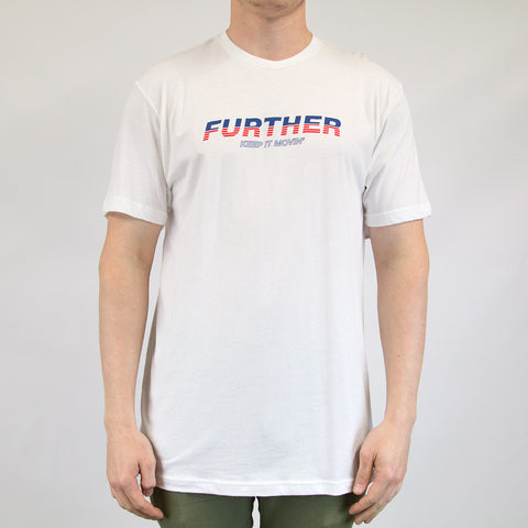 Further Competition Stripe Tee