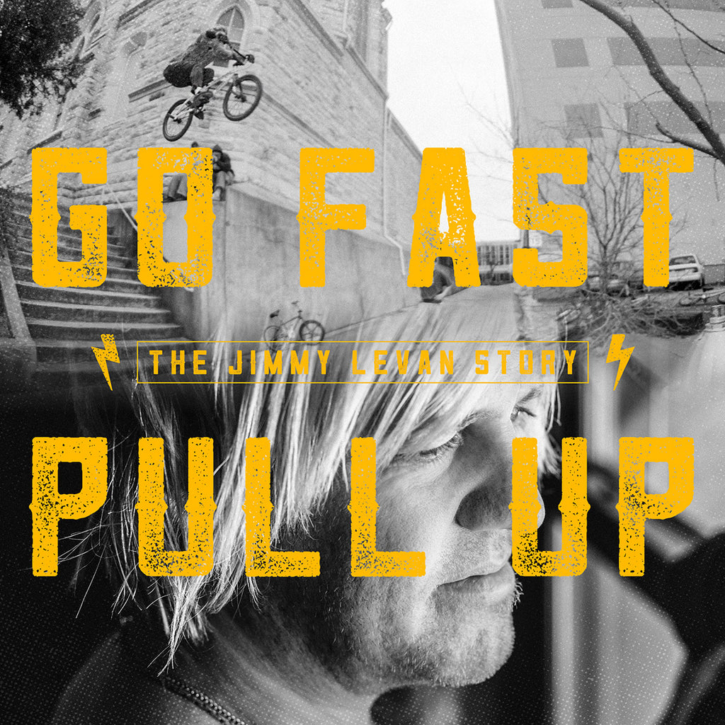 Go Fast Pull Up the Jimmy Levan story (DVD)