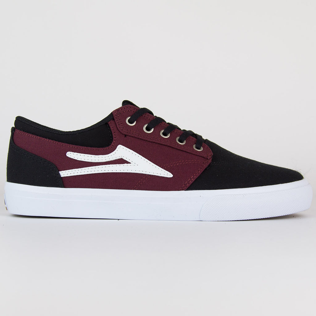 Lakai Griffin Port Canvas/Black