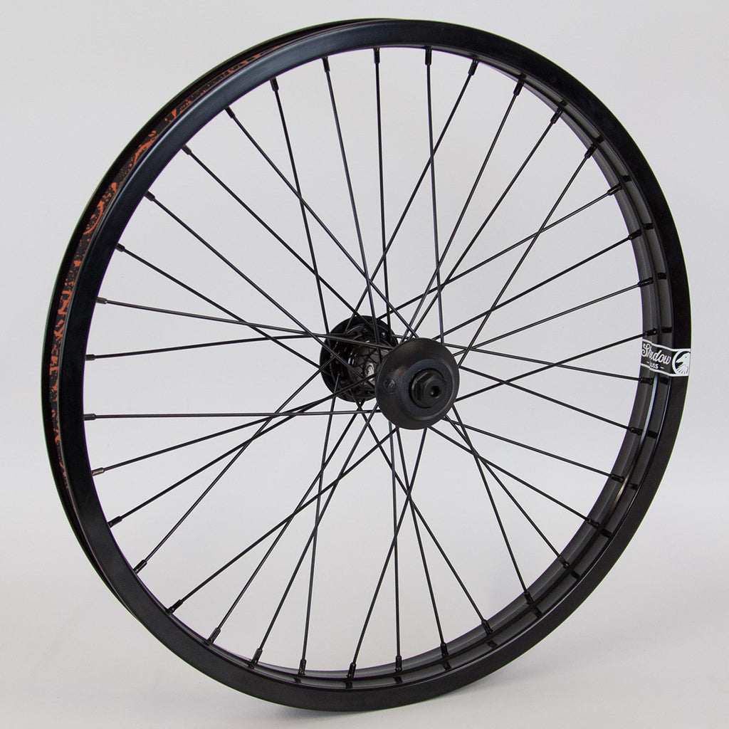 Shadow Symbol Front Wheel